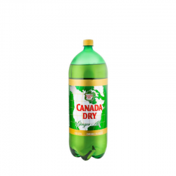 Bebida Canada Dry Desechable 3000cc
