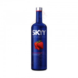 Vodka Skyy Wild Strawberry 750cc