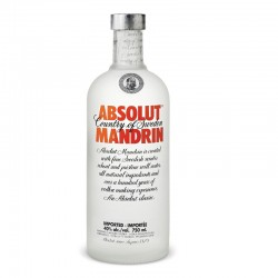 Vodka Absolut Mandrin 200cc
