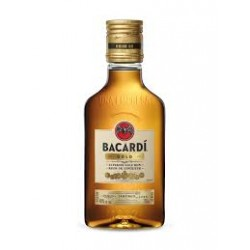 Ron Bacardi Gold 200 cc