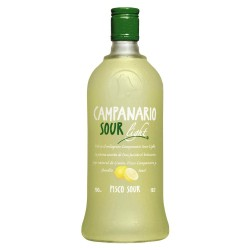 Pisco Campanario Sour Light 700cc