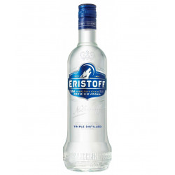 Vodka Eristoff 1000 cc