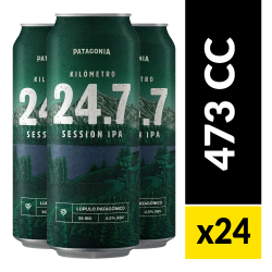 x24 KM 24.7 Session Ipa 473 cc