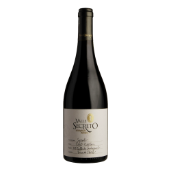 Valle Secreto First Edition Syrah 750 cc