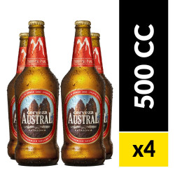 Four Pack Austral Torres Del Paine 500 cc