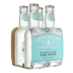 Four Pack Fentimans Naturally Light 200 cc