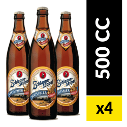 Schlappe-Seppel Sin Alcohol, Botellin 500 cc